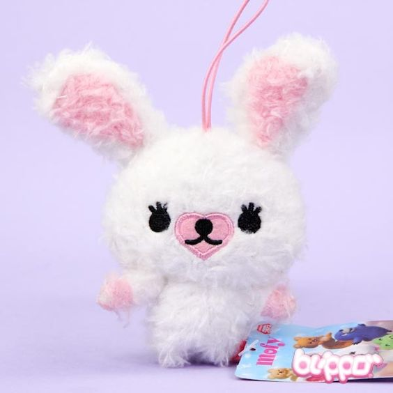 Mofy Bunny Mini Plush