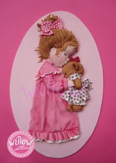 sunbonnet sue cake decorations - Google Search