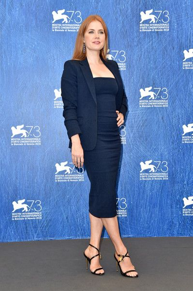 Amy Adams - Every Stunning Look from the 2016 Venice Film Festival - Photos
