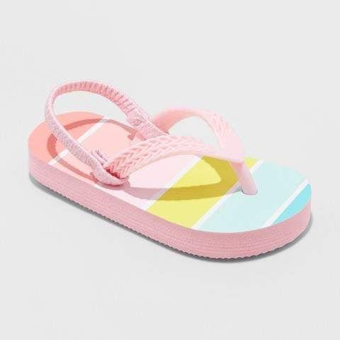 flip flops for little girls