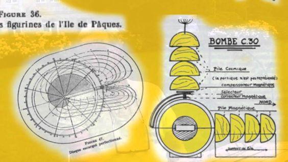 Um vídeo de raro valor histórico, realizado na propriedade dos descendentes de André Belizal, um dos maiores pesquisadores de radiestesia do mundo.