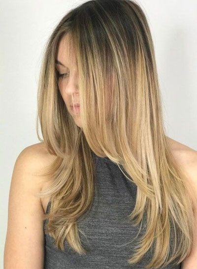 27 Amazing Long Hairstyles For Fine Thin Hair Ms Full Hair Thin Straight Hair Haircuts For Long Hair With Layers Hair Styles