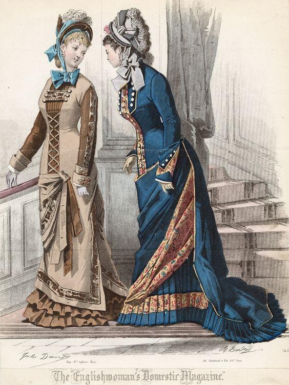 April, 1877 - The Englishwoman's Domestic Magazine