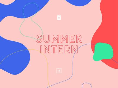 Summer Design Internship