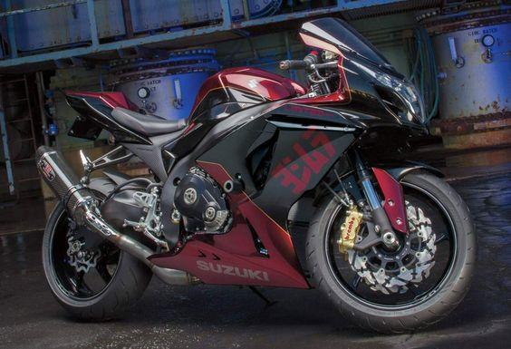Suzuki Gsxr 1000 Yoshimura Suzuki Gsxr Gsx Custom Sport Bikes
