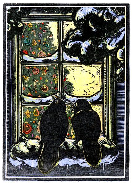 Ravens at the Window, Kenspeckle Press