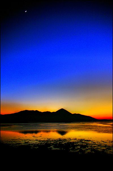 Croagh Patrick, Co. Mayo, Ireland