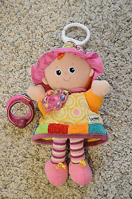 #Lamaze #emily #activity doll,  View more on the LINK: http://www.zeppy.io/product/gb/2/262798938461/