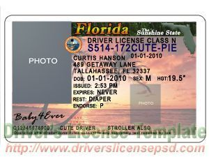 California Driver License Template In 2021 Id Card Template Drivers License Card Template