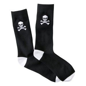 For my hubby =)Mossimo Supply Co. Men's 1Pk Skulls Socks