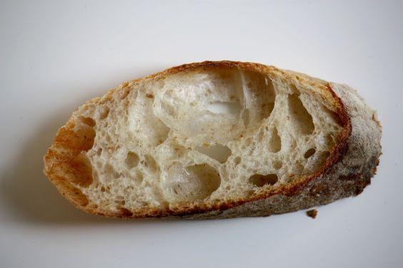 Baking Stories: La Baguette
