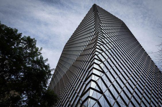 Torre Huerfanos  Sabbagh Arquitectos. Santiago, Chile