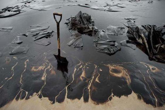 Giving Oil Spills A Haircut – I am Jessica