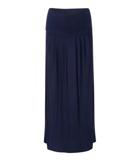 Navy Jersey Maxi Skirt | Maternity Fashion | Pinterest | Maxi ...