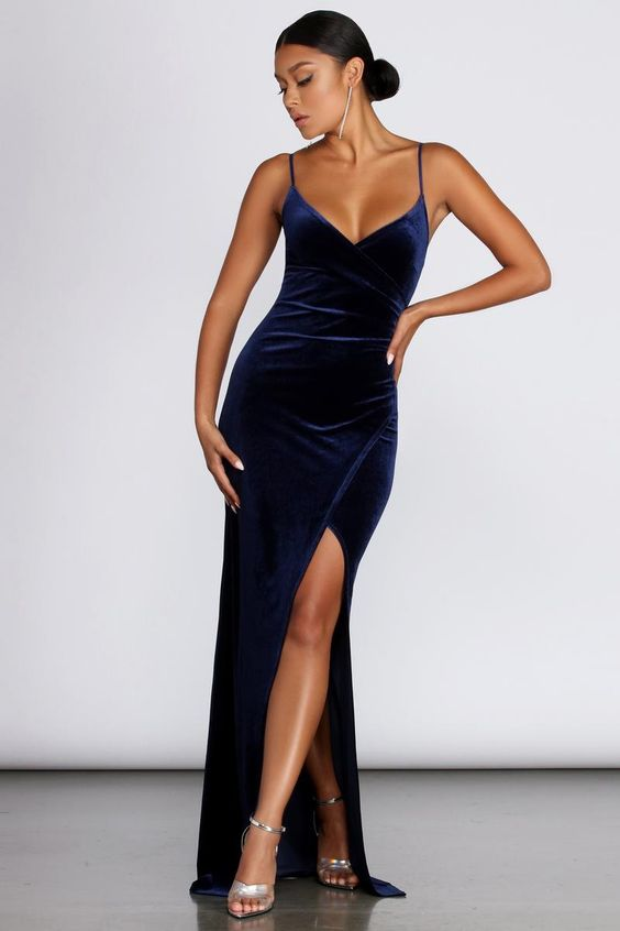 vestidos longos burguesa bem feito