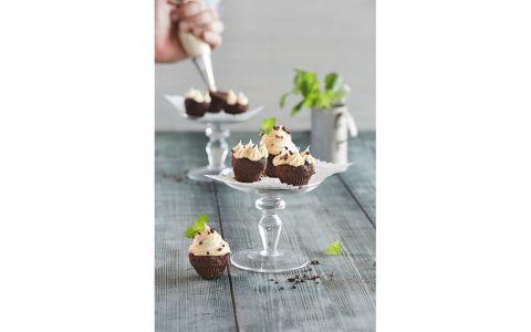 Rohkost Cupcakes