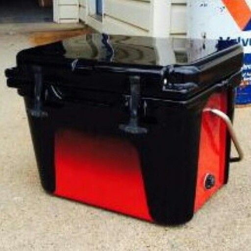 Painted Yeti Coolers For Guys
