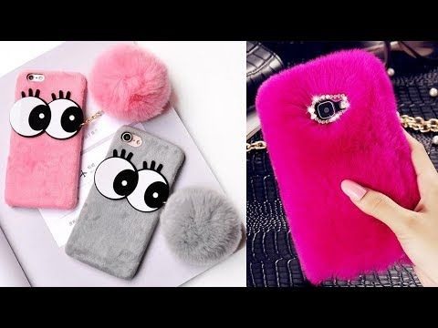 Diy Phone Case Life Hacks Diy Winter Phone Cases Youtube