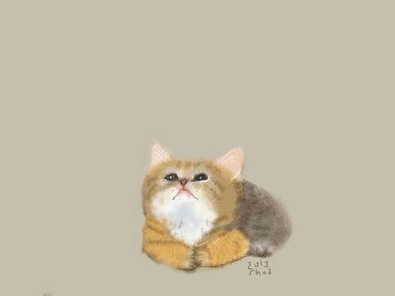 Милые и по-детски наивные рисунки Shozo Ozaki - Ярмарка Мастеров - ручная работа, handmade