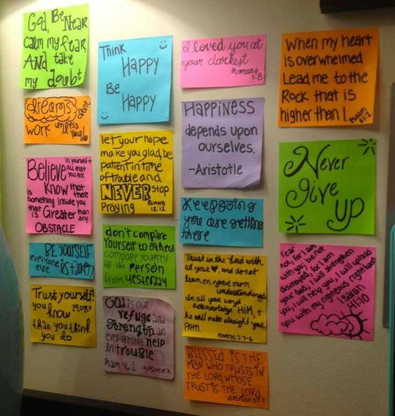 Quotes On Sticky Notes: Note, Girls Out And Worth It On Pinterest