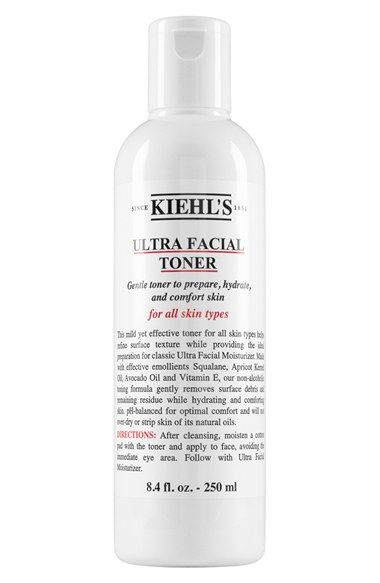 Kiehl's Since 1851 Ultra Facial Toner available at #Nordstrom 8.4oz, 2pieces