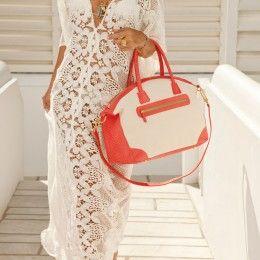 Dea Rosa purse