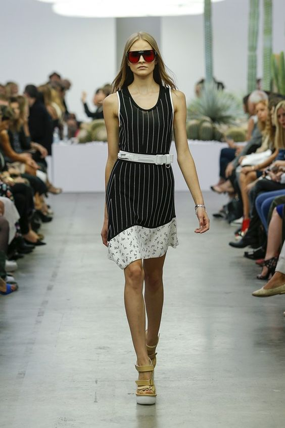 Milan Fashion Week Day 3 Iceberg Spring/Summer 2015  Ready to wear  19 September 2014