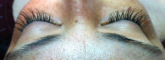 Novalash. Eyelash Extensions.