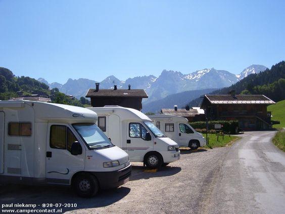 Plougonvelin Aire De Camping Car