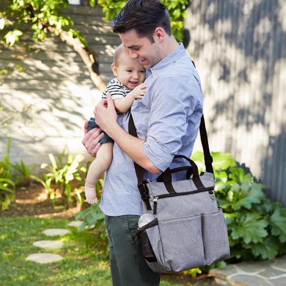 Skip Hop Duo signature diaper bag…for todd