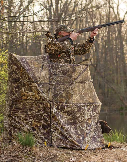 Homemade Portable Hunting Blinds 17 best images about hunting ideas on pinterest | deer hunting