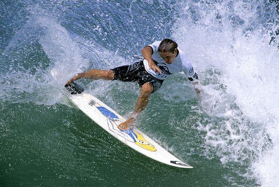 1994 : Kelly Slater Surf Masters Biarritz   #surf