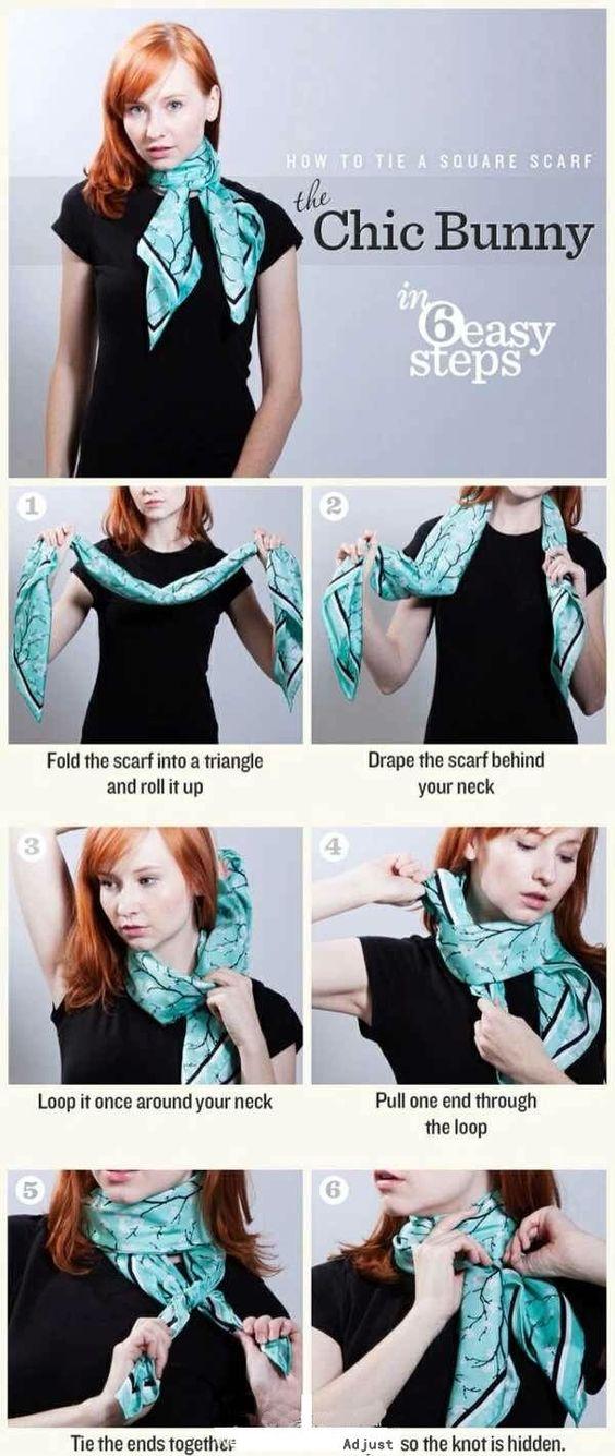 7 maneras de llevar una bufanda paso a paso en vídeo! http://www.deseobeauty.com/crecimientopersonal/como-ponerse-una-pashmina/