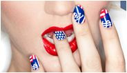 Wear your patriotism on your nails! @GloMSN http://glo.msn.com/beauty/outrageous-nails-made-wearable-8370.gallery