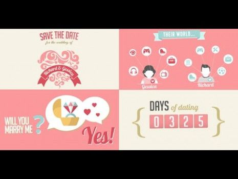 Simple Guidance For You In Wedding Invitation Video