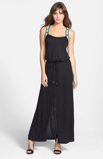 Jessica Simpson 'Kritan' Embellished Maxi Dress | Nordstrom