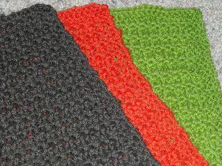 Super Knitter: It Always Fits Baby Burp Rag
