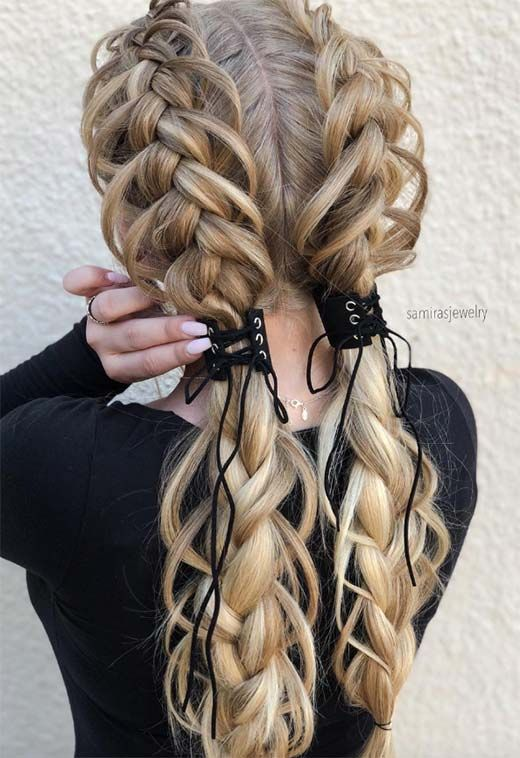 57 Amazing Braided Hairstyles For Long Hair For Every Occasion Braids For Long Hair Dutch Braid Hairstyles Long Hair Styles