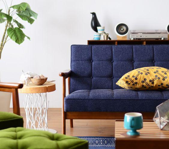家具 ブランド インテリア カリモク60 レトロ 日本 メーカー