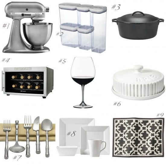 My perfect entertaining picks from Target's Wedding Registry + a $25 Target gift card giveaway
