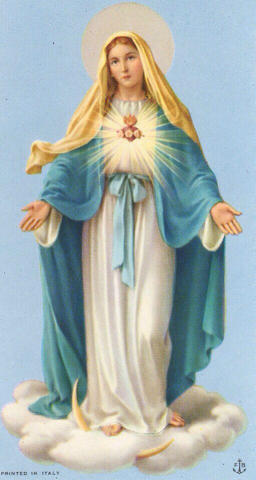 Inmaculado Corazón de María: