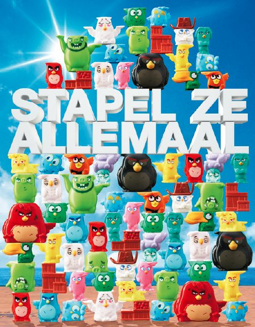 Plus NL : Angry Birds