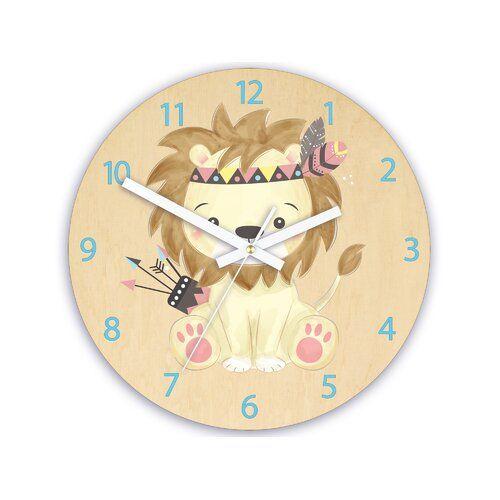Isabelle Max Christa 30cm Silent Wall Clock Wanduhr Uhrideen Uhr Für Kinder
