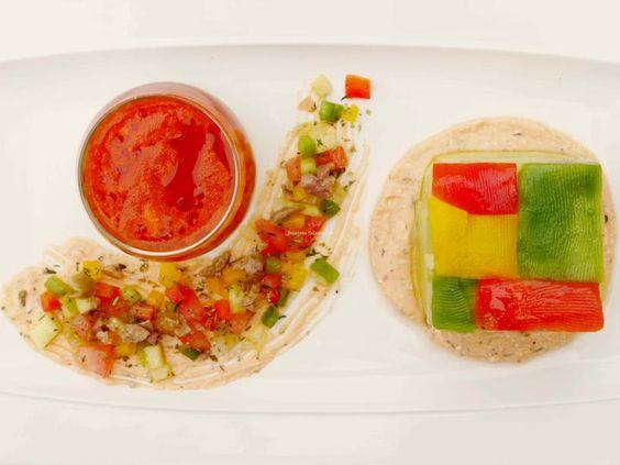 Salade grecque revisitée: