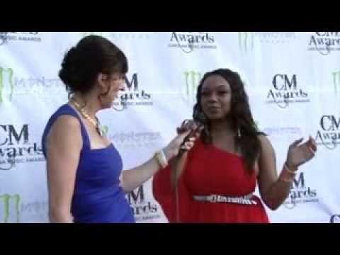 2012 Carolina Music Awards - Ashley Marshell