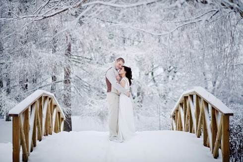 Winter Wedding Decorations | winter wedding photo ideas | All About Wedding
