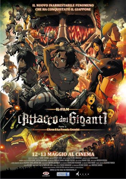 Comic-Soon: L'ATTACCO DEI GIGANTI, GUNDAM E GHOST IN THE SHELL...