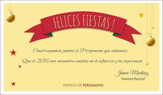 Les deseamos #FelicesFiestas! #paz #amor #Nochebuena