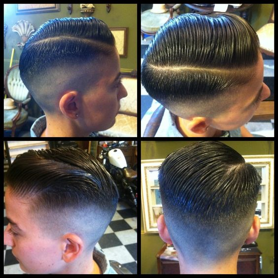 Barber Shop Brooklyn : barber shop brooklyn and more the fade hard part barber shop barbers ...