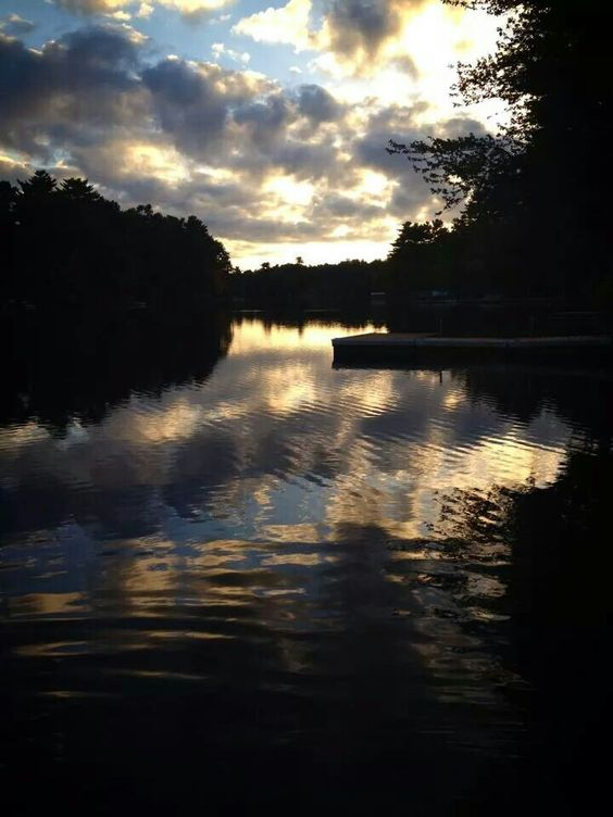 Johnson's Pond Coventry RI